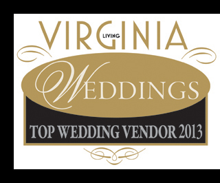 Virginia Living Magazine Top Wedding Vendor 2014